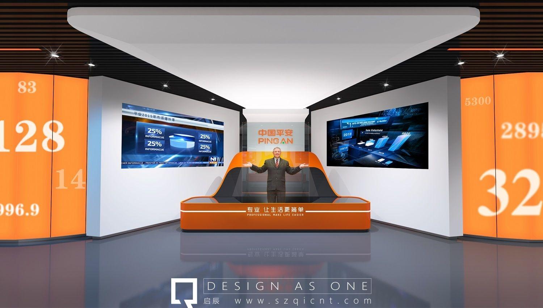 企业文化展厅图片