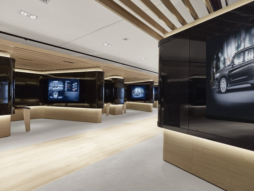 国外多媒体展厅设计