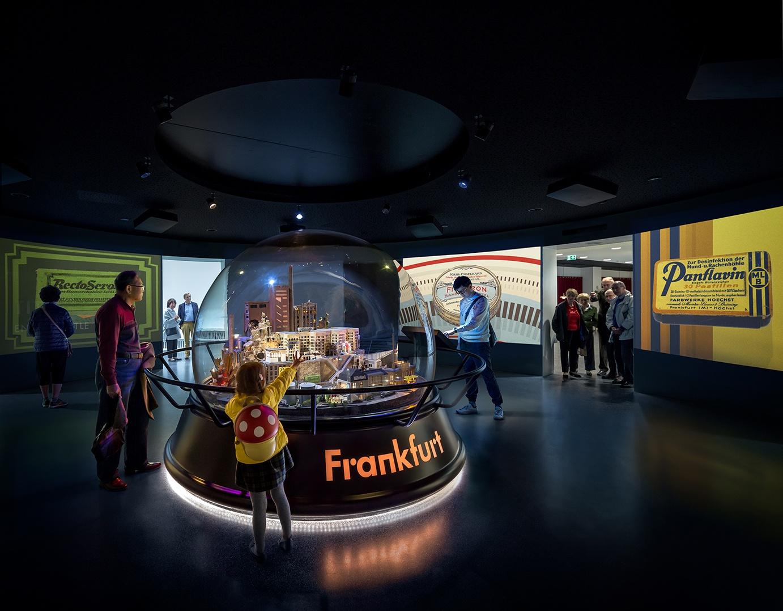 国际展厅设计和国外优秀展厅欣赏
