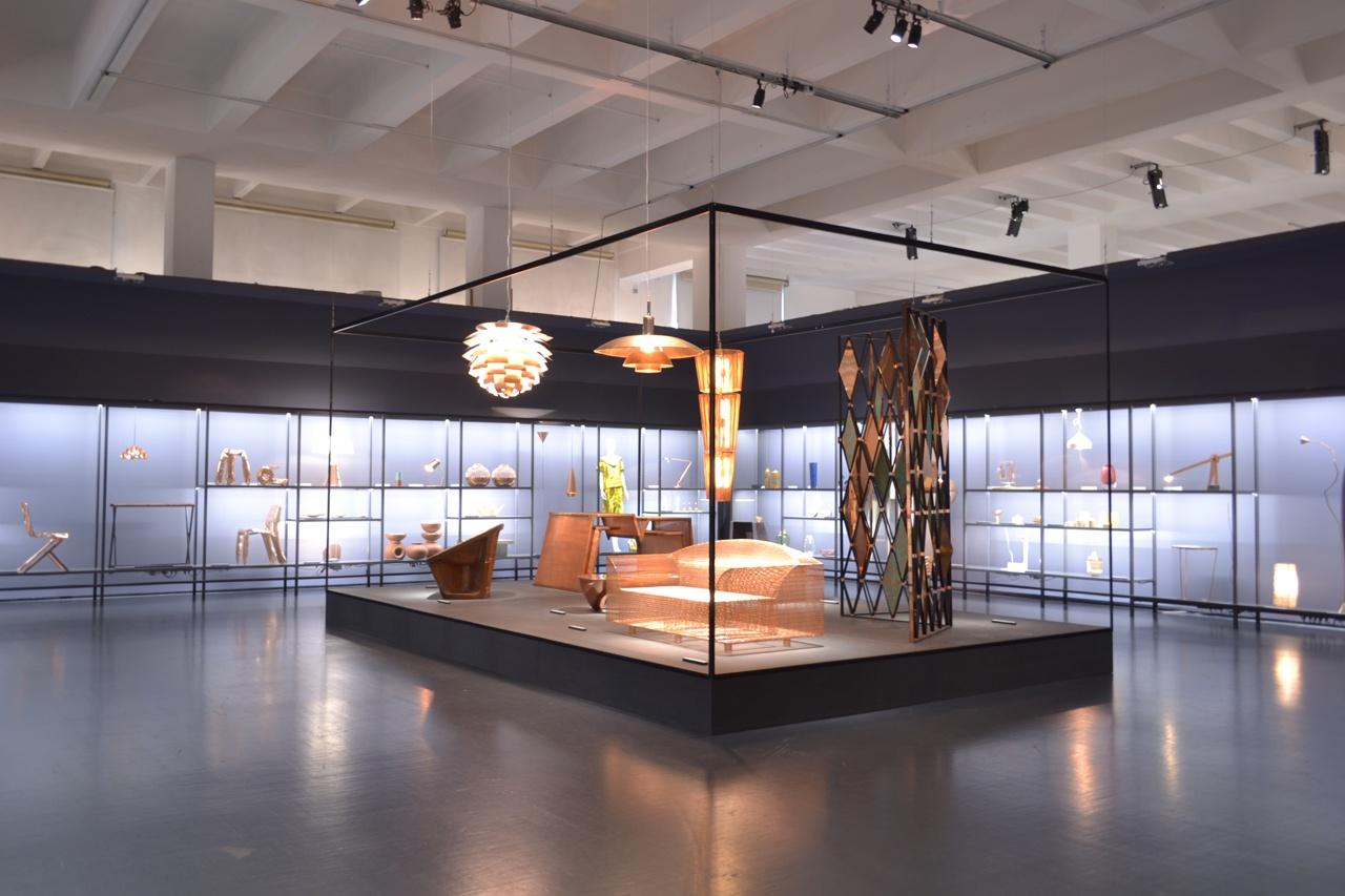 艺术展览设计和展览馆效果图欣赏