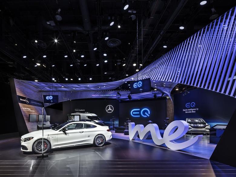 汽车展厅设计效果图创意设计分享