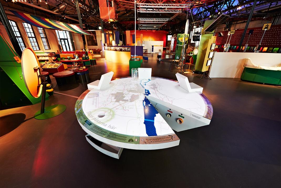 上海科技展览设计