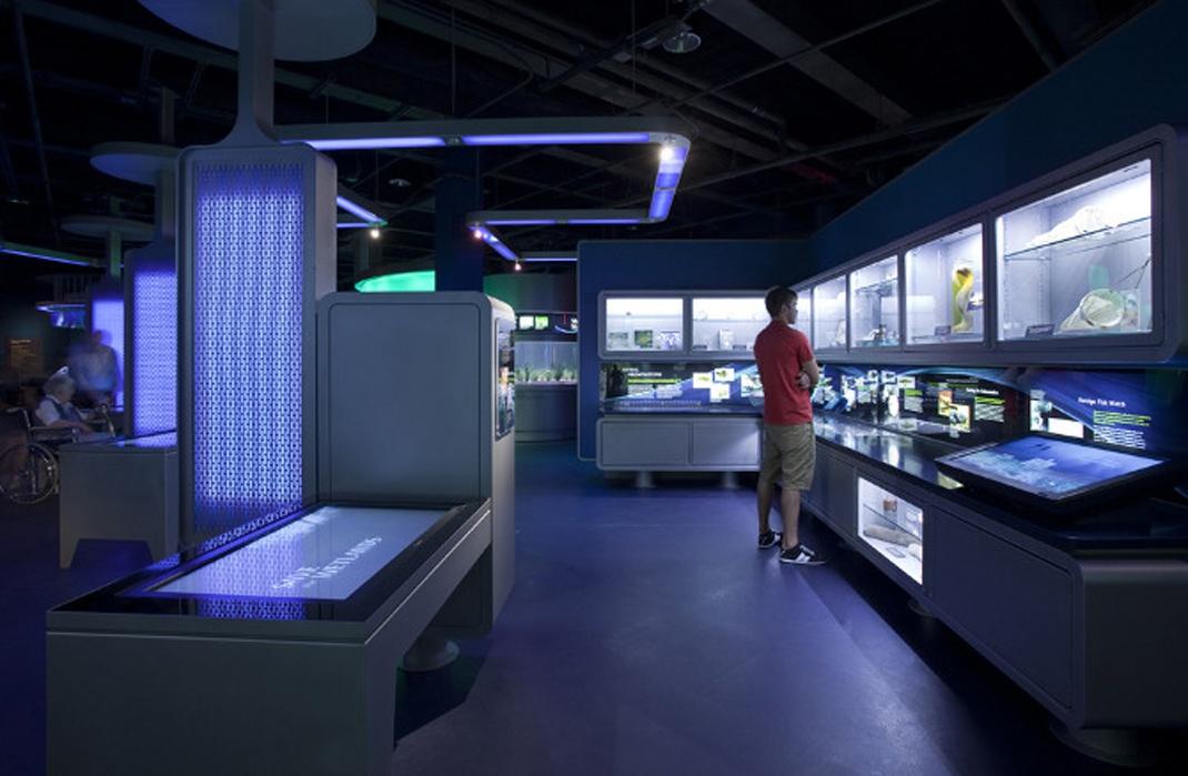 上海展厅设计