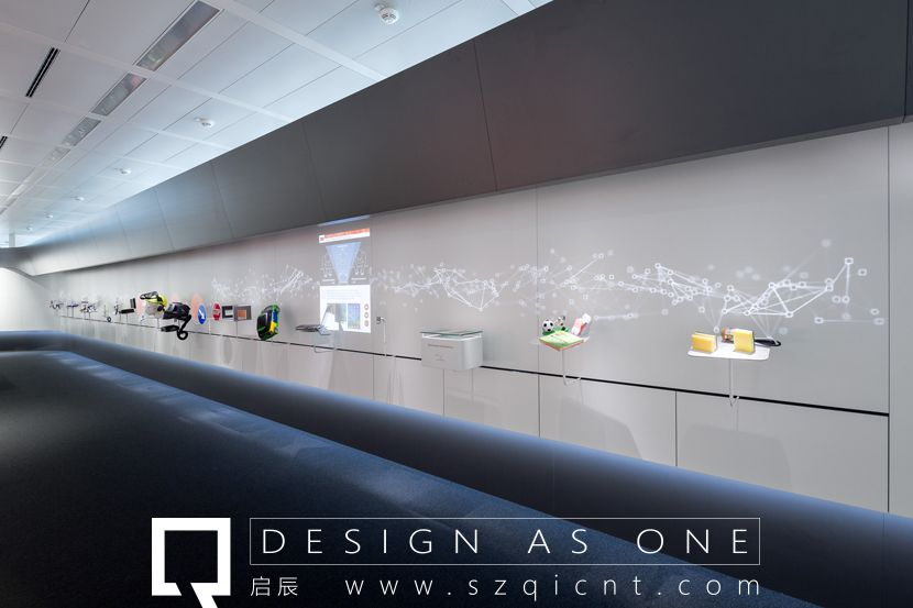 创意展厅设计和多媒体展厅设计分享